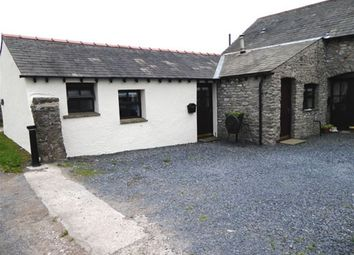 Thumbnail 1 bed flat to rent in Moor House Farm Dairy, Scales, Ulverston