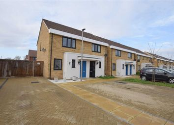 Thumbnail 2 bed semi-detached house for sale in Sanderling Close, East Tilbury, Essex