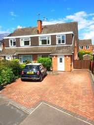 Thumbnail 3 bedroom semi-detached house to rent in Glebe Road, Stratford-Upon-Avon, Warwickshire