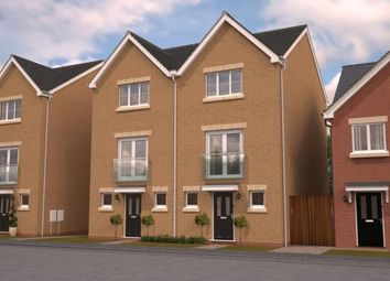 Thumbnail 3 bed semi-detached house for sale in Lumley Field, Churchill Avenue, Skegness