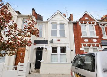 Thumbnail 3 bed terraced house to rent in Thorpebank Road, London