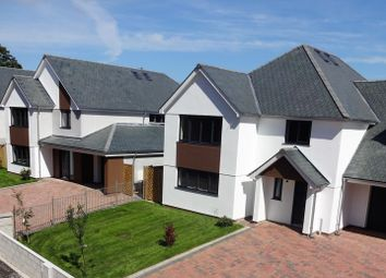 Thumbnail 4 bed detached house for sale in 4 Individual Homes At Chittleburn Close, Brixton, Plymouth, Devon