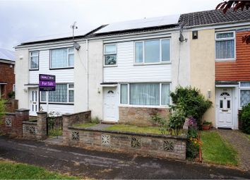 Thumbnail 3 bed terraced house for sale in Heathfield Road, Sholing