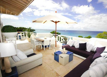 Thumbnail 1 bedroom apartment for sale in Penthouse 502, Waterside, Barbados