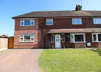 Thumbnail 3 bedroom semi-detached house for sale in Scrivelsby Gardens, Beeston, Nottingham
