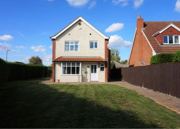 Thumbnail 3 bed detached house for sale in Peaks Lane, New Waltham, Grimsby