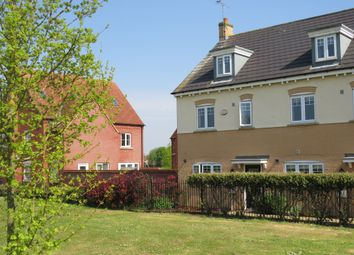 3 bed town house for sale in Watson Close, Northampton NN5