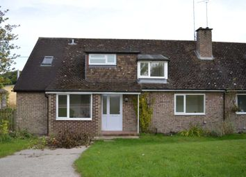 Thumbnail 4 bed semi-detached house to rent in Stock Lane, Aldbourne, Marlborough