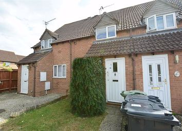 Thumbnail 2 bed terraced house for sale in Deerhurst Place, Quedgeley, Gloucester