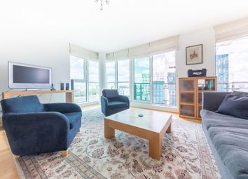 Thumbnail 2 bed flat to rent in Bridge House, 18 St. George Wharf, London