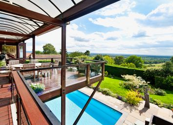 Thumbnail 5 bed detached house for sale in Kent Hatch Road, Limpsfield Chart