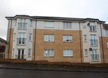 Thumbnail 2 bed flat for sale in Invergordon Place, Airdrie, North Lanarkshire