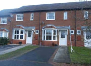 Thumbnail 2 bed terraced house to rent in Fox Close, Sutton Coldfield, Sutton Coldfield