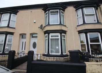 Thumbnail 3 bedroom terraced house for sale in Balfour Road, Bootle