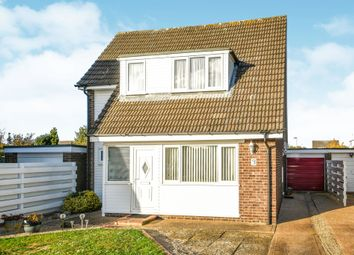 Thumbnail 3 bed detached house for sale in Hoveton Drive, Swaffham