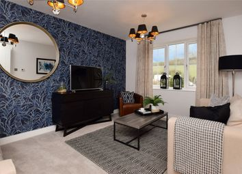 Thumbnail 3 bed semi-detached house for sale in Midsummer Vale, Aubries, Walkern