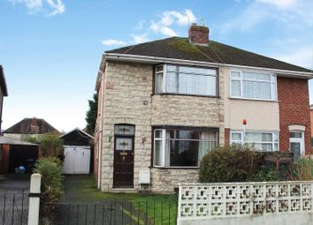 Thumbnail 2 bed semi-detached house for sale in Corndon Crescent, Shrewsbury