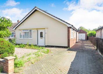 Thumbnail 3 bed semi-detached bungalow for sale in Canterbury Road, Werrington Village, Peterborough