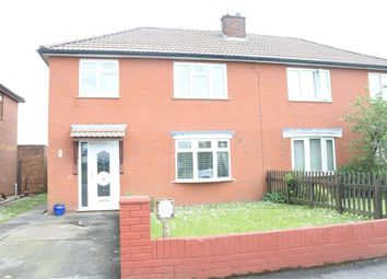 Thumbnail 3 bed semi-detached house for sale in Longcroft Road, Caldicot