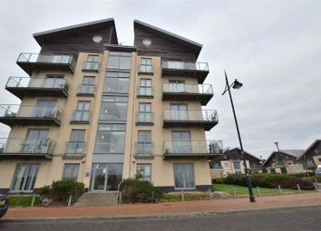 Thumbnail 1 bed flat for sale in 11 Catalina House, Waterfront, Barry