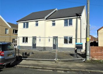 Thumbnail 3 bedroom semi-detached house for sale in Blackhill Road, Gorseinon, Swansea, Swansea