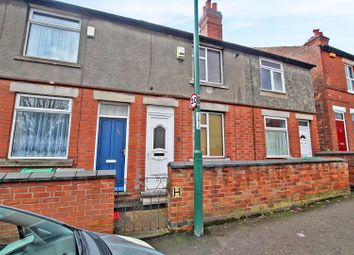Thumbnail 2 bed terraced house for sale in Ransom Road, Mapperley, Nottingham