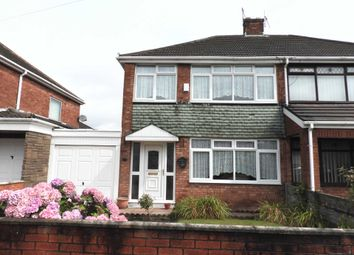 Thumbnail 3 bed semi-detached house for sale in Willow Avenue, Kirkby Row, Kirkby