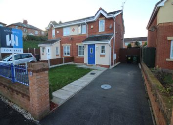 Thumbnail 3 bed semi-detached house for sale in Warrender Drive, Prenton, Merseyside