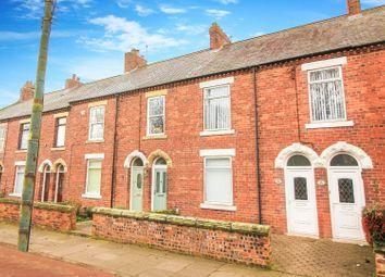 Thumbnail 3 bed flat for sale in Garden Terrace, Earsdon, Whitley Bay