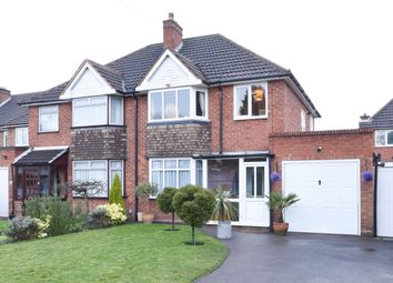 Thumbnail 3 bed semi-detached house for sale in St. Martins Road, Sutton Coldfield