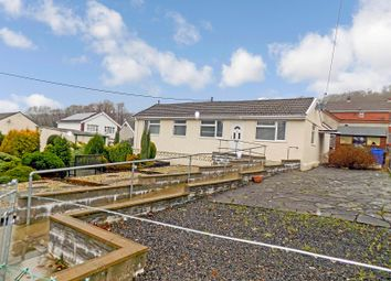 Thumbnail 2 bed bungalow for sale in Waungron, Glynneath, Neath, Neath Port Talbot.