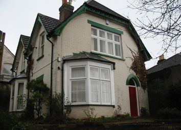 Thumbnail 4 bed property to rent in Norwich Road, Westbourne, Bournemouth