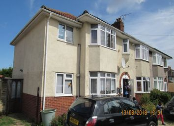 Thumbnail 1 bed flat to rent in Monks Park Avenue, Horfield, Bristol