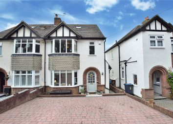 Meadowlands, Bishop's Stortford, Hertfordshire CM23. 4 bed semi-detached house