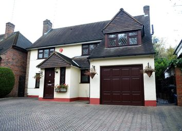 Thumbnail 3 bed detached house to rent in Brook Way, Chigwell