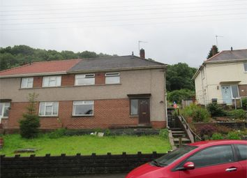 Thumbnail 3 bed semi-detached house for sale in Dan Y Bryn, Tonna, Neath, West Glamorgan