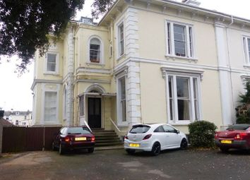 Thumbnail 1 bed flat for sale in Pittville Crescent, Cheltenham