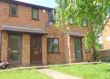 Thumbnail 2 bed terraced house for sale in St. Matthews Close, Lincoln