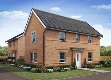 "Thumbnail 3 bed end terrace house for sale in ""Moresby"" at Broughton Crossing, Broughton, Aylesbury"