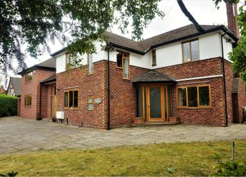 Thumbnail 5 bed detached house for sale in Hadrian Way, Northwich
