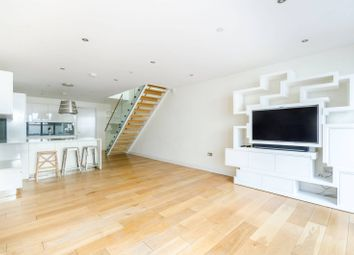 Thumbnail 4 bed property for sale in Tasso Road, Barons Court, London