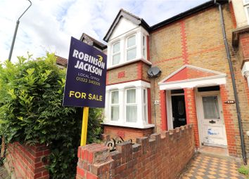 Thumbnail 3 bed terraced house for sale in Riverdale Road, Erith, Kent