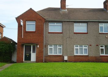 Thumbnail 2 bed flat for sale in Park Road, Ashington