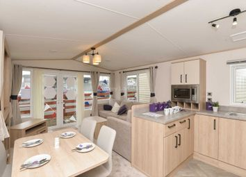 Thumbnail 2 bed mobile/park home for sale in Faversham Road, Seasalter, Whitstable