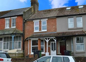 Thumbnail 3 bed terraced house for sale in Perth Road, St Leonards-On-Sea, East Sussex