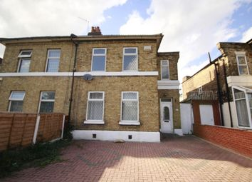 Thumbnail 3 bed semi-detached house for sale in Forest Lane, London