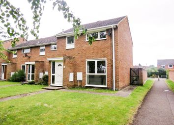 Thumbnail 3 bed end terrace house for sale in Webster Close, Thame