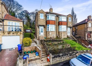 Thumbnail 3 bed semi-detached house for sale in Farm Bank Road, Sheffield