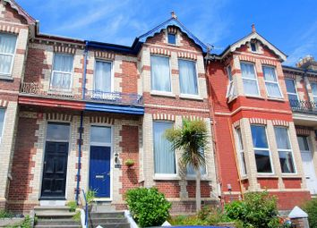 Thumbnail 5 bed terraced house for sale in Salisbury Road, Lipson, Plymouth