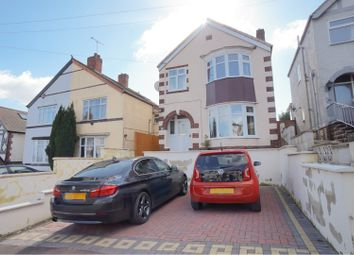 Thumbnail 3 bed detached house for sale in Foston Avenue, Burton-On-Trent